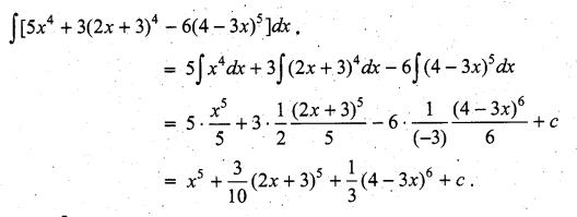 Samacheer Kalvi 11th Maths Solutions Chapter 11 Integral Calculus Ex 11.3 9