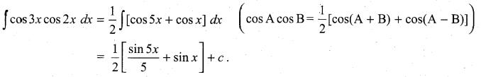 Samacheer Kalvi 11th Maths Solutions Chapter 11 Integral Calculus Ex 11.5 10