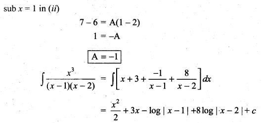 Samacheer Kalvi 11th Maths Solutions Chapter 11 Integral Calculus Ex 11.5 24