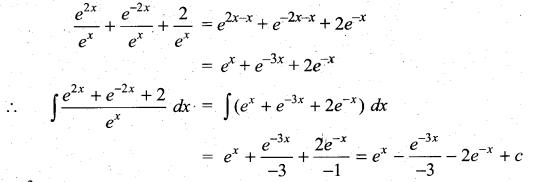 Samacheer Kalvi 11th Maths Solutions Chapter 11 Integral Calculus Ex 11.5 25