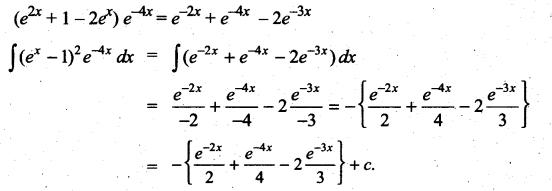 Samacheer Kalvi 11th Maths Solutions Chapter 11 Integral Calculus Ex 11.5 30