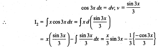 Samacheer Kalvi 11th Maths Solutions Chapter 11 Integral Calculus Ex 11.7 13