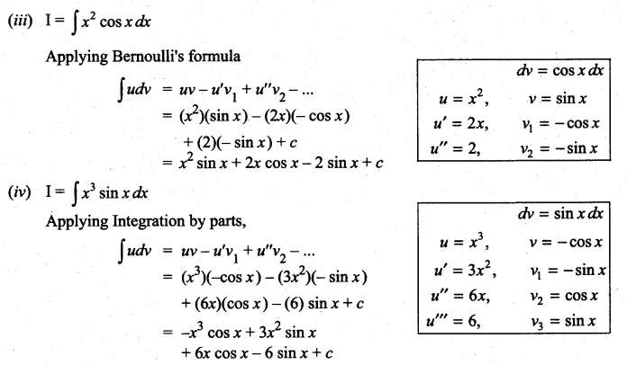 Samacheer Kalvi 11th Maths Solutions Chapter 11 Integral Calculus Ex 11.7 5