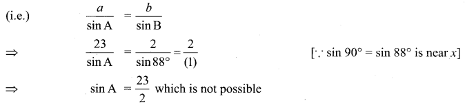 Samacheer Kalvi 11th Maths Solutions Chapter 3 Trigonometry Ex 3.10 1