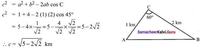 Samacheer Kalvi 11th Maths Solutions Chapter 3 Trigonometry Ex 3.10 16