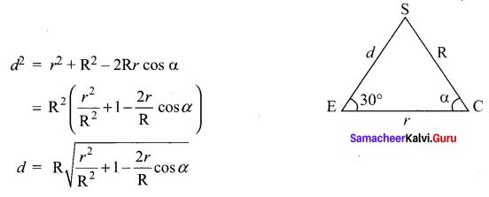 Samacheer Kalvi 11th Maths Solutions Chapter 3 Trigonometry Ex 3.10 20
