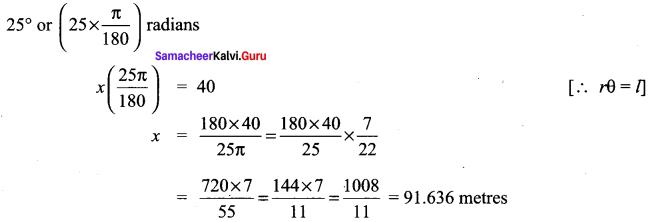 Samacheer Kalvi 11th Maths Solutions Chapter 3 Trigonometry Ex 3.2 62