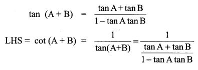 Samacheer Kalvi 11th Maths Solutions Chapter 3 Trigonometry Ex 3.4 74