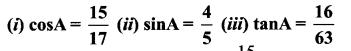 Samacheer Kalvi 11th Maths Solutions Chapter 3 Trigonometry Ex 3.5 1