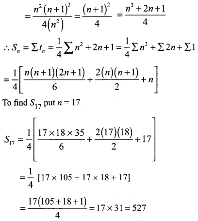 Samacheer Kalvi 11th Maths Solutions Chapter 5 Binomial Theorem, Sequences and Series Ex 5.3 235