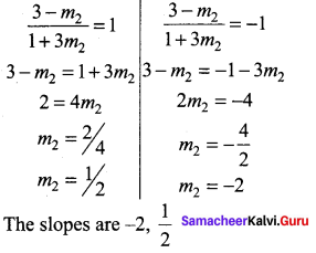 Samacheer Kalvi 11th Maths Solutions Chapter 6 Two Dimensional Analytical Geometry Ex 6.5 27
