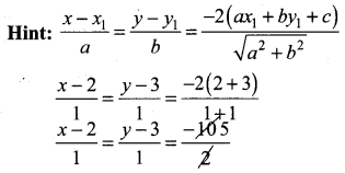 Samacheer Kalvi 11th Maths Solutions Chapter 6 Two Dimensional Analytical Geometry Ex 6.5 333