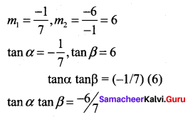 Samacheer Kalvi 11th Maths Solutions Chapter 6 Two Dimensional Analytical Geometry Ex 6.5 40
