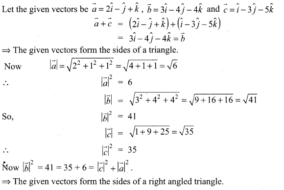 Samacheer Kalvi 11th Maths Solutions Chapter 8 Vector Algebra - I Ex 8.2 11