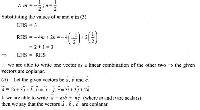 Samacheer Kalvi 11th Maths Solutions Chapter 8 Vector Algebra - I Ex 8.2 16