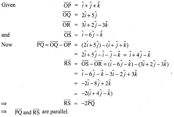 Samacheer Kalvi 11th Maths Solutions Chapter 8 Vector Algebra - I Ex 8.2 35