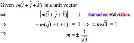 Samacheer Kalvi 11th Maths Solutions Chapter 8 Vector Algebra - I Ex 8.2 36