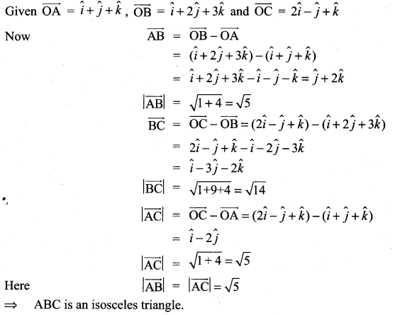 Samacheer Kalvi 11th Maths Solutions Chapter 8 Vector Algebra - I Ex 8.2 37