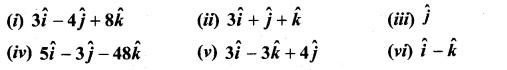 Samacheer Kalvi 11th Maths Solutions Chapter 8 Vector Algebra - I Ex 8.2 4