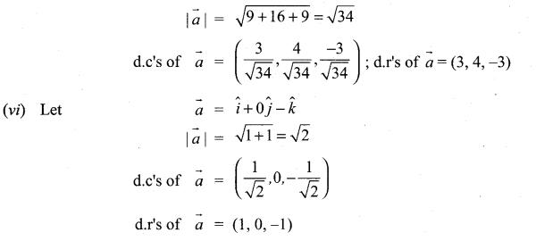 Samacheer Kalvi 11th Maths Solutions Chapter 8 Vector Algebra - I Ex 8.2 7