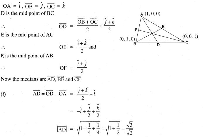 Samacheer Kalvi 11th Maths Solutions Chapter 8 Vector Algebra - I Ex 8.2 8