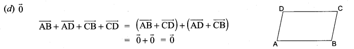 Samacheer Kalvi 11th Maths Solutions Chapter 8 Vector Algebra - I Ex 8.5 12