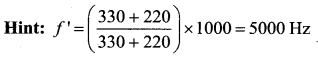 Samacheer Kalvi 11th Physics Solutions Chapter 11 Waves 1711