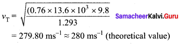 Samacheer Kalvi 11th Physics Solutions Chapter 11 Waves 34