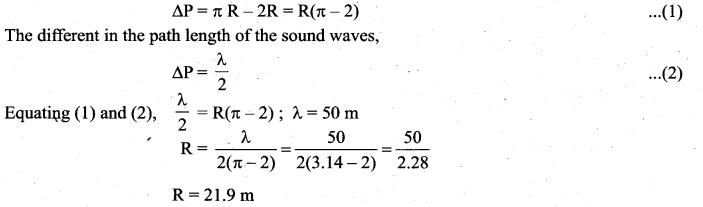 Samacheer Kalvi 11th Physics Solutions Chapter 11 Waves 978