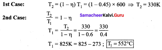 Samacheer Kalvi 11th Physics Solutions Chapter 8 Heat and Thermodynamics 4613