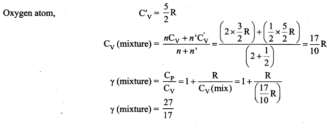 Samacheer Kalvi 11th Physics Solutions Chapter 9 Kinetic Theory of Gases 5