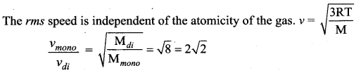 Samacheer Kalvi 11th Physics Solutions Chapter 9 Kinetic Theory of Gases 571