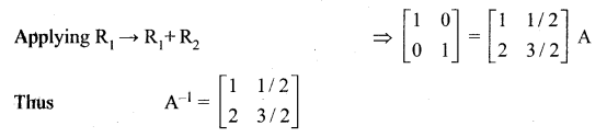 Samacheer Kalvi 12th Maths Solutions Chapter 1 Applications of Matrices and Determinants Ex 1.1 6