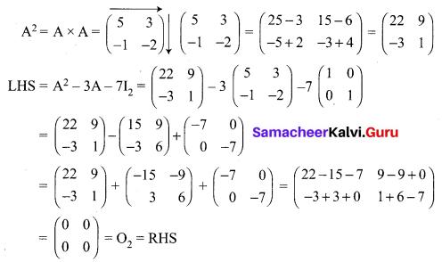 Maths Guide For Class 12 Samacheer Kalvi