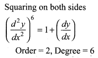 Samacheer Kalvi 12th Maths Solutions Chapter 10 Ordinary Differential Equations Ex 10.1 13