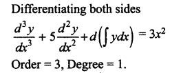 Samacheer Kalvi 12th Maths Solutions Chapter 10 Ordinary Differential Equations Ex 10.1 17