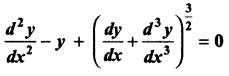 Samacheer Kalvi 12th Maths Solutions Chapter 10 Ordinary Differential Equations Ex 10.1 27
