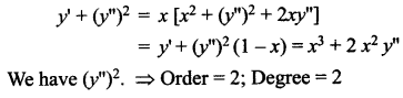 Samacheer Kalvi 12th Maths Solutions Chapter 10 Ordinary Differential Equations Ex 10.1 35