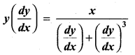 Samacheer Kalvi 12th Maths Solutions Chapter 10 Ordinary Differential Equations Ex 10.1 8
