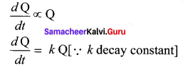 Samacheer Kalvi 12th Maths Solutions Chapter 10 Ordinary Differential Equations Ex 10.2 1