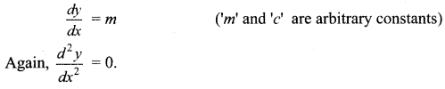 Samacheer Kalvi 12th Maths Solutions Chapter 10 Ordinary Differential Equations Ex 10.3 1