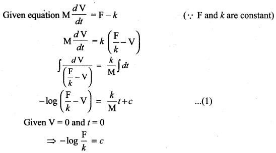 Samacheer Kalvi 12th Maths Solutions Chapter 10 Ordinary Differential Equations Ex 10.5 1