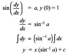 Samacheer Kalvi 12th Maths Solutions Chapter 10 Ordinary Differential Equations Ex 10.5 11