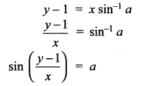Samacheer Kalvi 12th Maths Solutions Chapter 10 Ordinary Differential Equations Ex 10.5 12