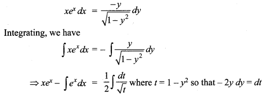 Samacheer Kalvi 12th Maths Solutions Chapter 10 Ordinary Differential Equations Ex 10.5 26