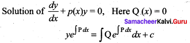 Samacheer Kalvi 12th Maths Solutions Chapter 10 Ordinary Differential Equations Ex 10.9 11