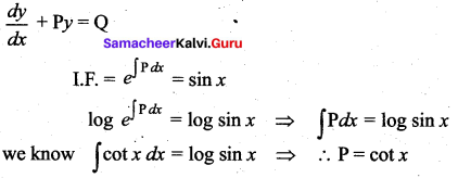 Samacheer Kalvi 12th Maths Solutions Chapter 10 Ordinary Differential Equations Ex 10.9 29