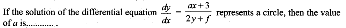 Samacheer Kalvi 12th Maths Solutions Chapter 10 Ordinary Differential Equations Ex 10.9 35