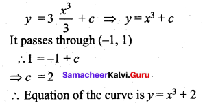 Samacheer Kalvi 12th Maths Solutions Chapter 10 Ordinary Differential Equations Ex 10.9 38