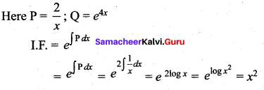 Samacheer Kalvi 12th Maths Solutions Chapter 10 Ordinary Differential Equations Ex 10.9 40